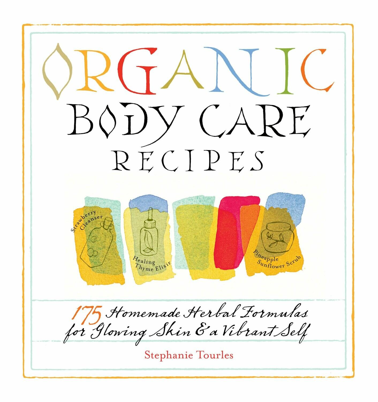 Organic Body Care Book