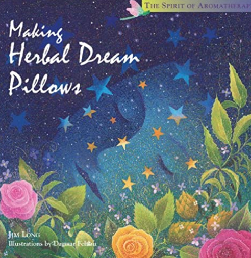 Making Herbal Dream Pillows Book