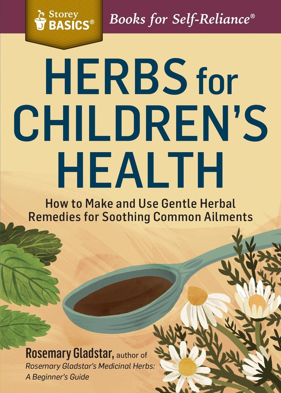 Herbs for Children's Health Book