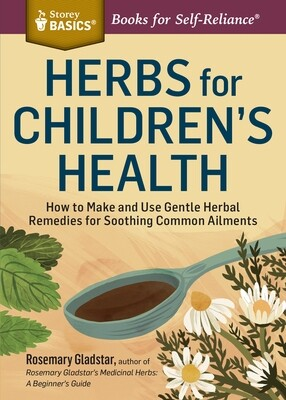 Herbs for Children's Health Book