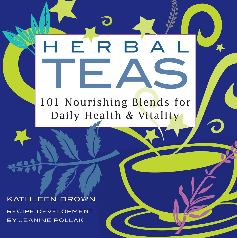 Herbal Teas Book