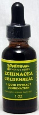 Echinacea Goldenseal Combination