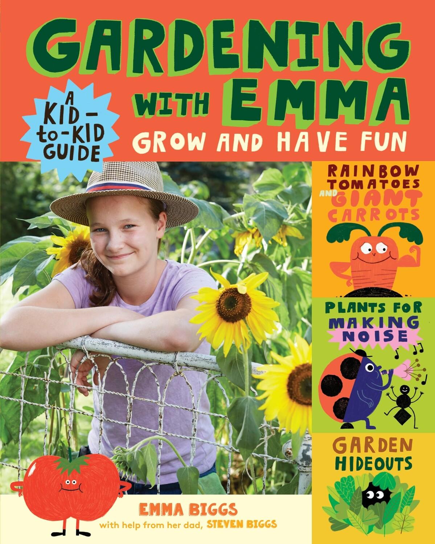 Gardening with Emma Book