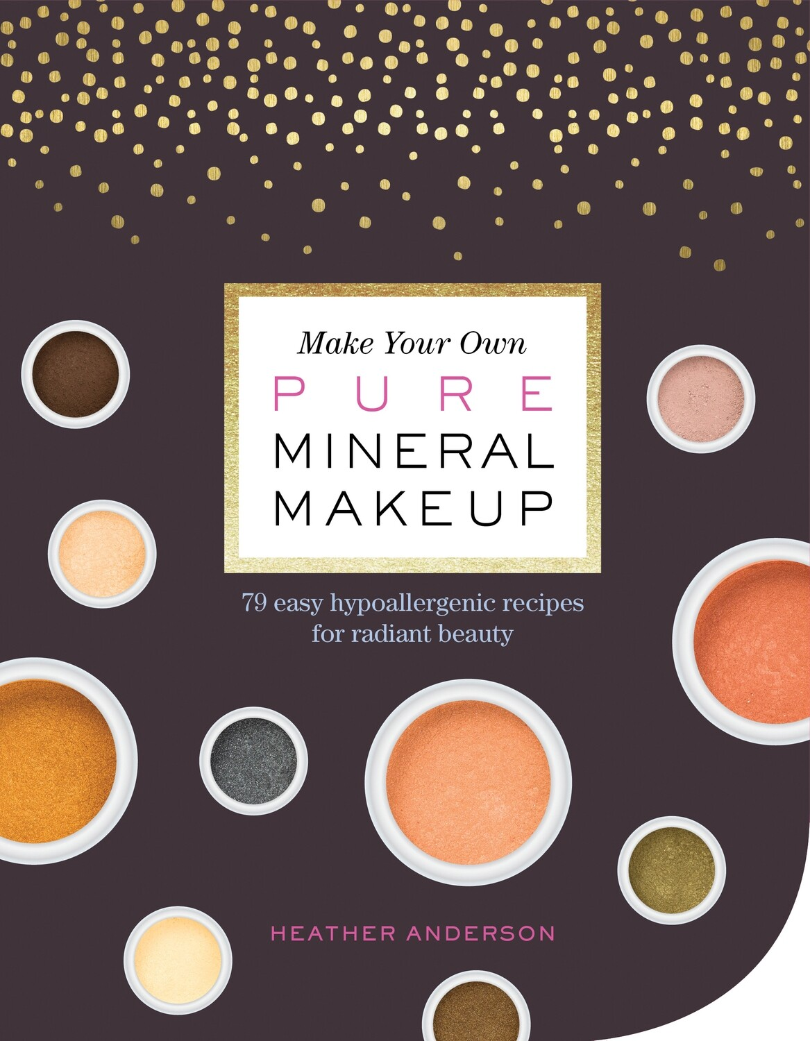 Pure Mineral Makeup Book