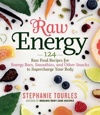 Raw Energy Book