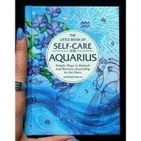 Self-Care for Aquarius Book