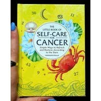 Self-Care for Cancer Book