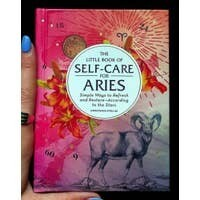 Self-Care for Aries Book