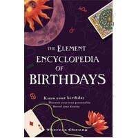 Element Encyclopedia of Birthdays