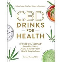 CBD Drinks for Health 100 CBD Oil Infused Smoothies