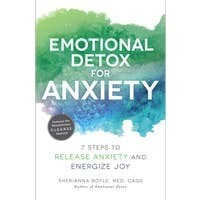 Emotional Detox for Anxiety Book