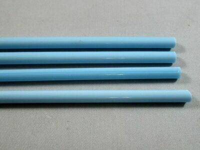 Sky Blue Glass Rods