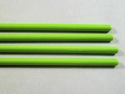 Chartreuse Green Glass Rods