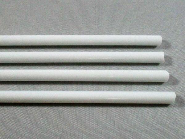 White Glass Rods