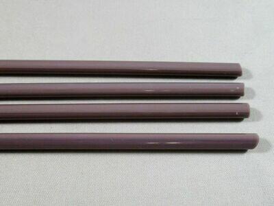 Lilac Purple Glass Rods