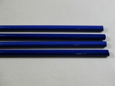 Cobalt Blue Glass Rods