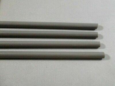 Light Gray Glass Rods