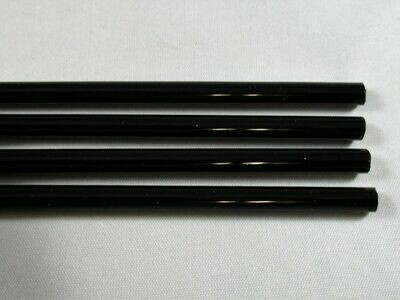 Black Glass Rods