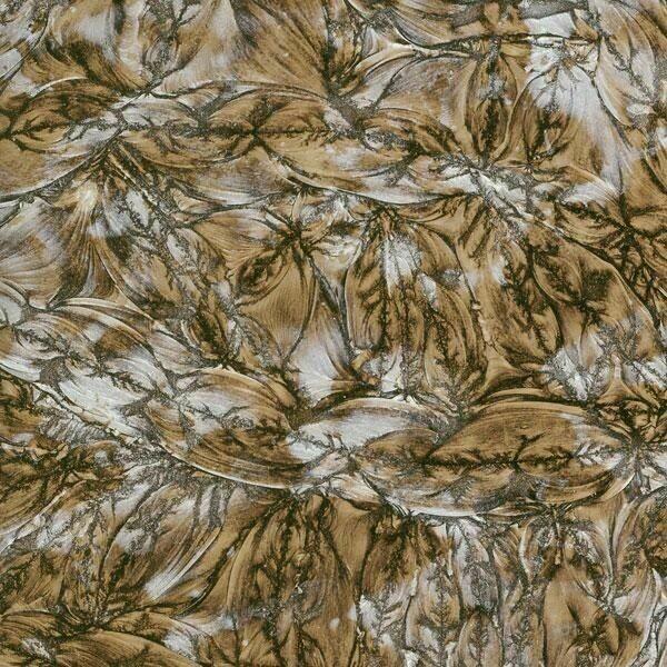 Silver & Champagne Van Gogh Sheet