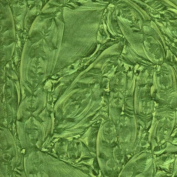 Lime Green Van Gogh Sheet