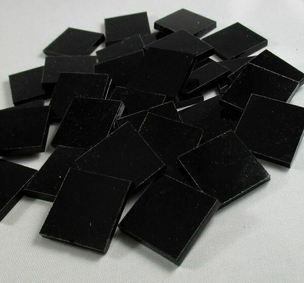 Jet Black Tiles
