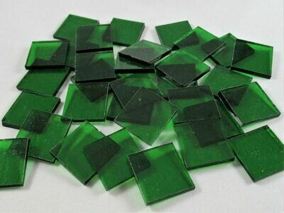 Transparent Emerald Green Tiles