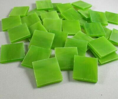 Chartreuse Green Tiles