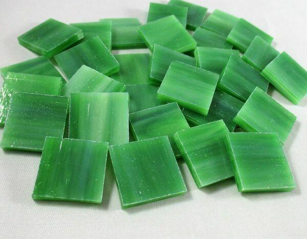 Leaf Green Tiles
