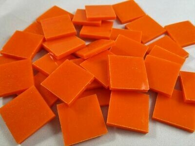 Clementine Orange Tiles