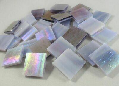 Iridescent Lavender Tiles