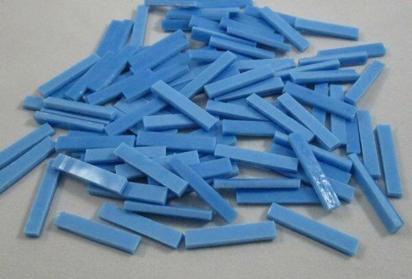 Cornflower Blue Skinnies