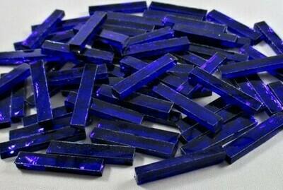 Cobalt Blue Waves Mirror Skinnies