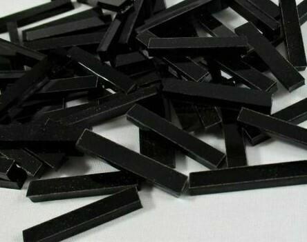 Jet Black Skinnies