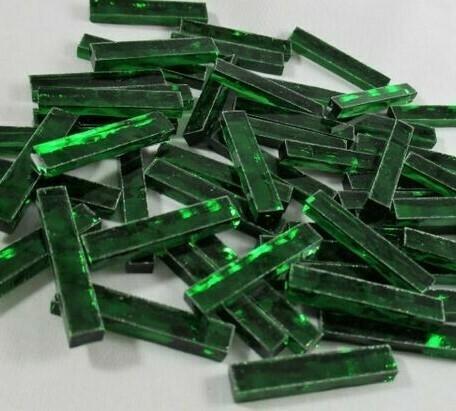 Emerald Waves Mirror Skinnies