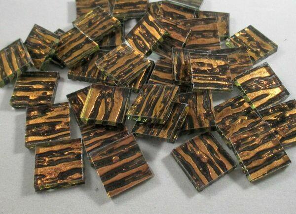 Copper Rain Tiles