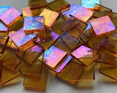 Iridescent Transparent Gold