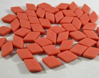 Coral Diamond Tiles - Molded Glass