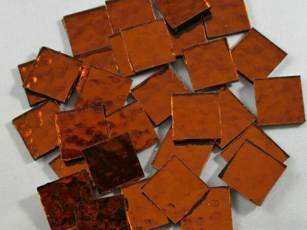 Copper Mirror Tiles