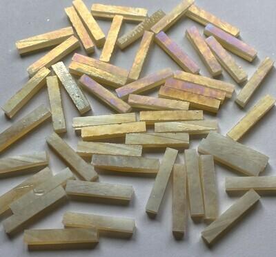 Iridescent Amber Skinnies
