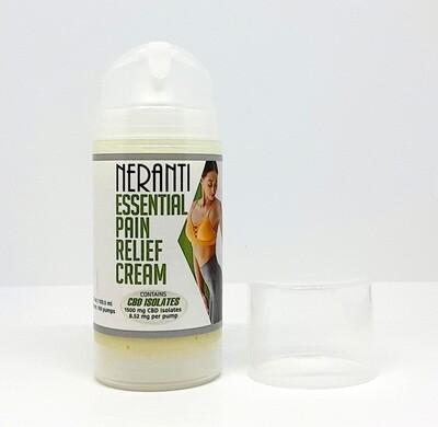 Essential Pain Relief Cream  WITH CBD ISOLATES!