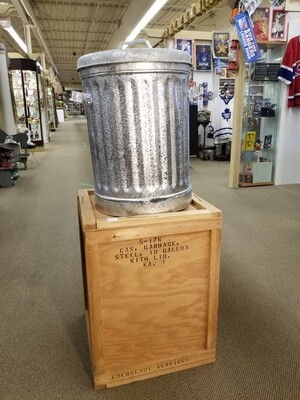 Garbage Can -GSW 1960