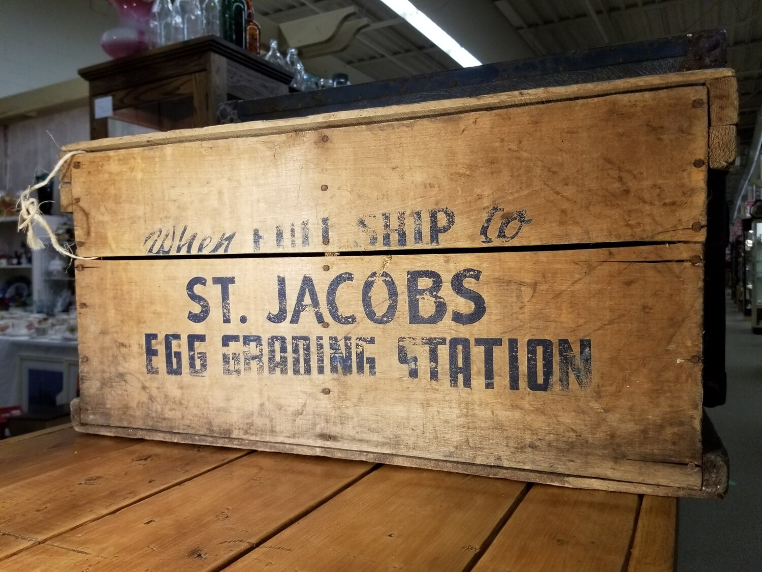 St. Jacobs Egg Crate