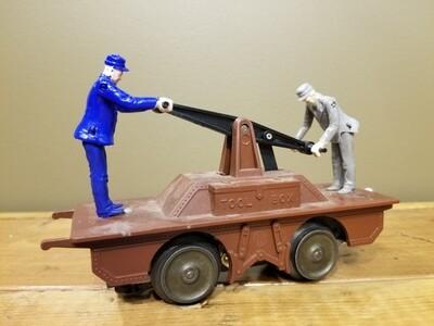 Marx Handcar