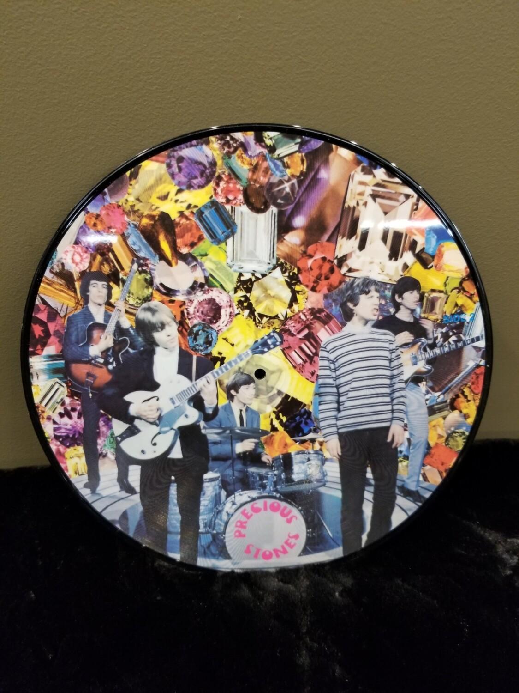 LP- Picture Disc- Rolling Stones
