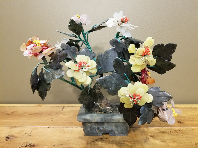 Stone Flower Tree
