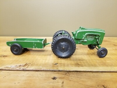 Tractor And Spreader Toy