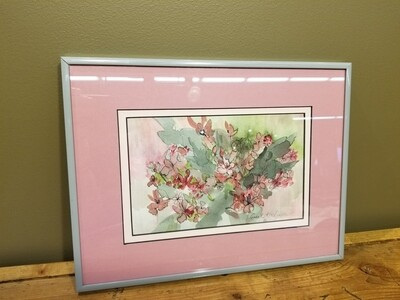 Watercolor and Ink - Carol Kitchen, St. Catharines