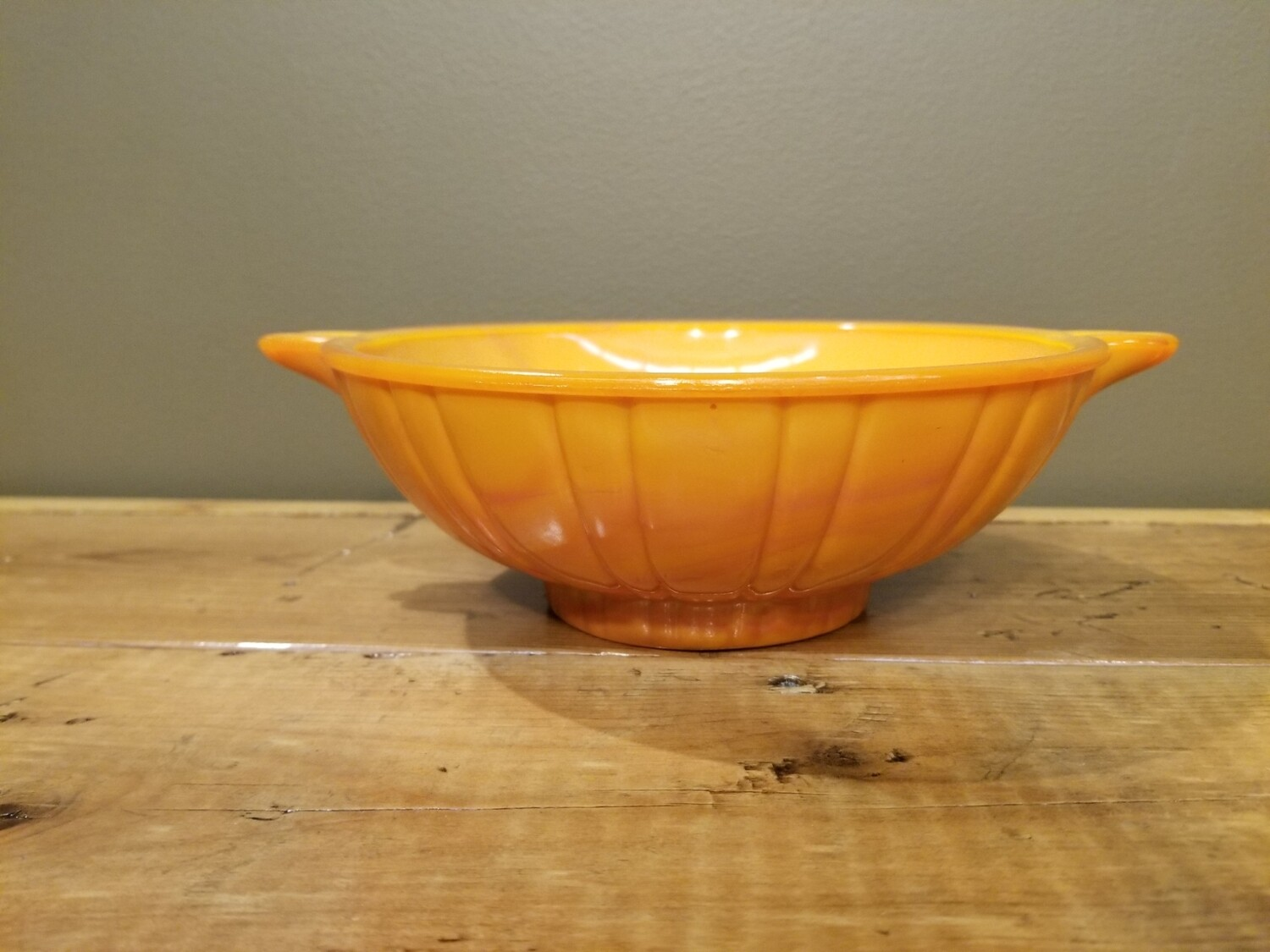 Art Deco Bowl- End Of Day