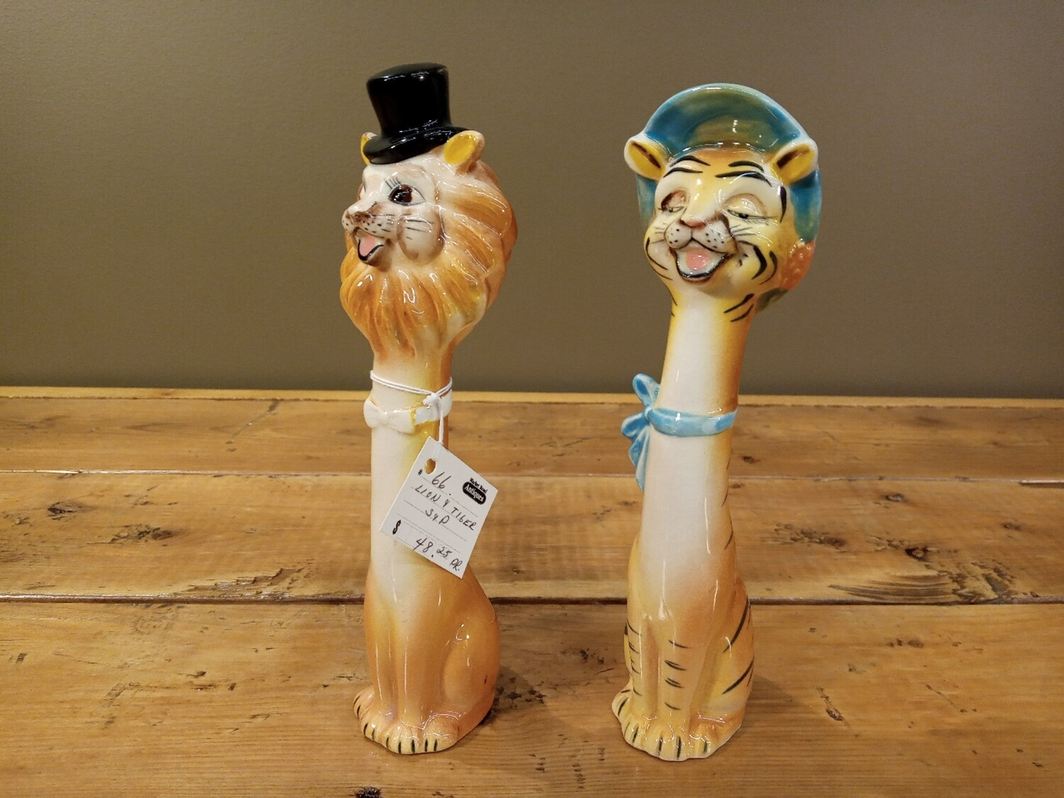 Lion And Tiger S&P