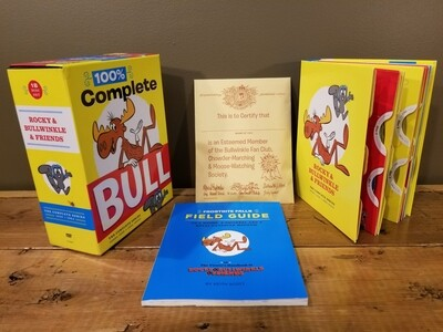 Rocky and Bullwinkle- Complete Box Set
